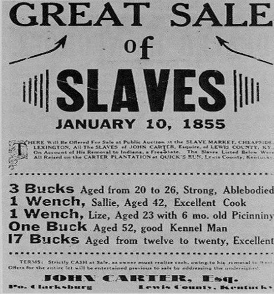 a history of the institution of slavery in america 2018-2-2 slavery would continue for more than 200 years in the united states until it became a  the history of african slavery  institution in british america.