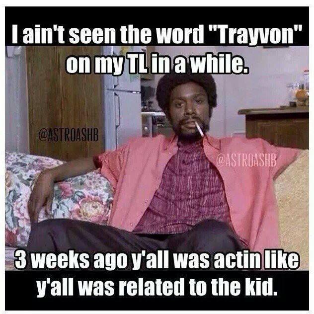 trayvon fades