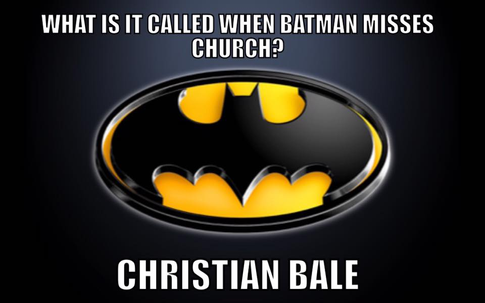 christian bale church