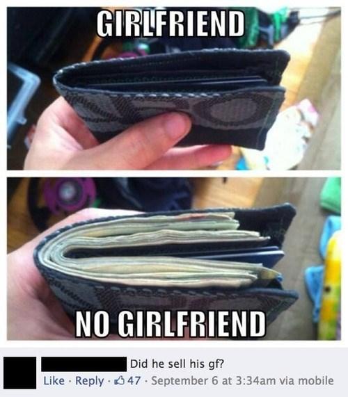 girlfriend no girlfriend