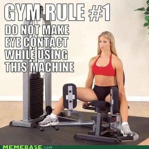 gym rule