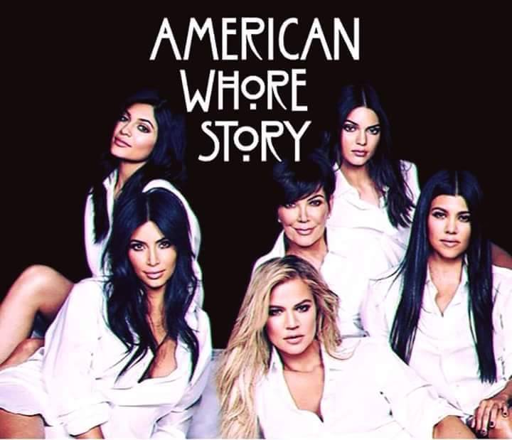 kardashian american whore story