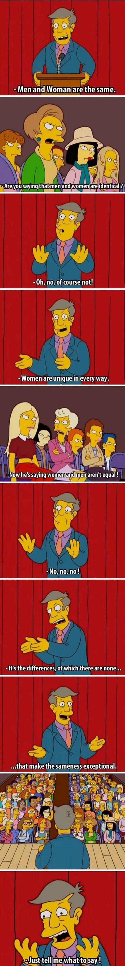 skinner on equality