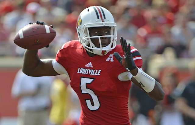 NCAA Football: Ohio at Louisville