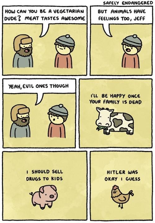 vegan fantasy