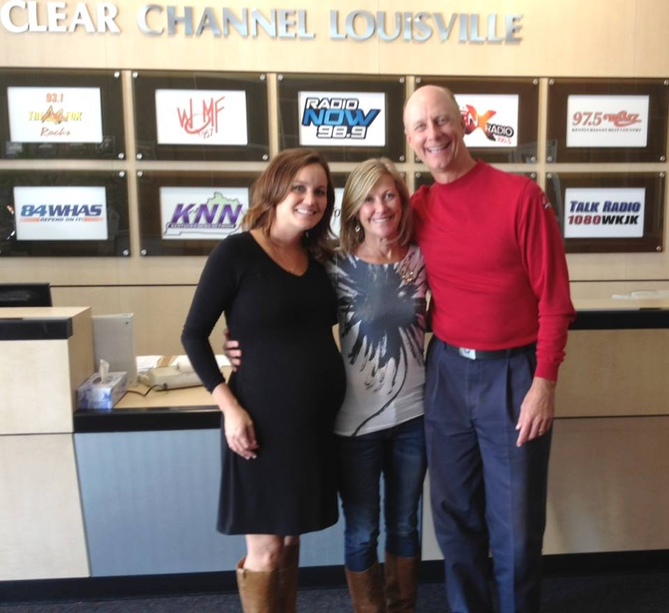 Meredith Lawrence, Karen Lawrence, and Terry Meiners, October 18, 2013