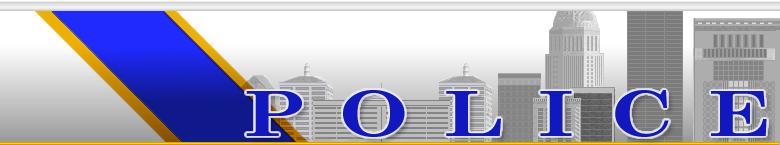 louisville police banner