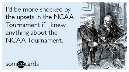 NCAA confusion