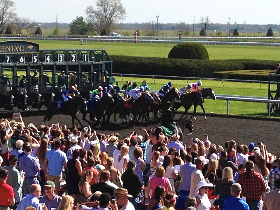 Keeneland, April 19, 2014