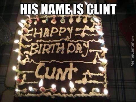 clint cake