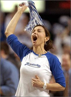 Ashley Judd, ultimate Cats fan