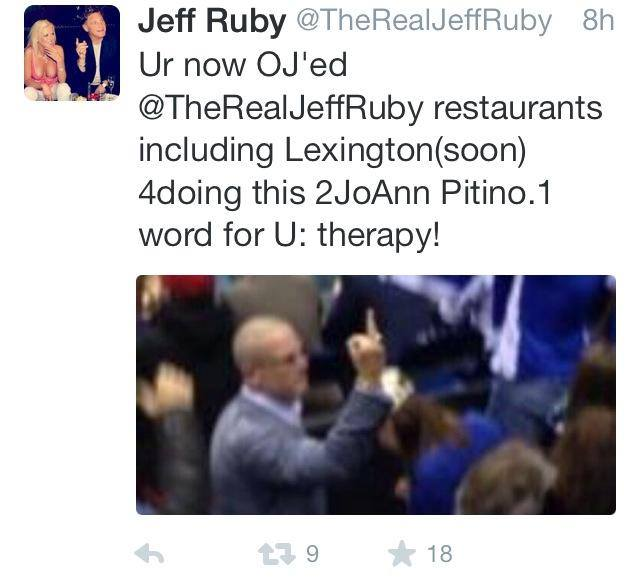 jeff ruby tweet