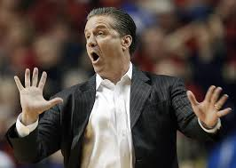 john calipari shocked