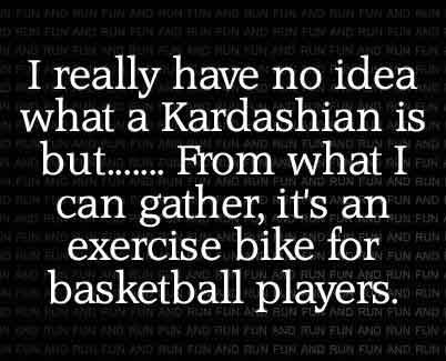 kardashian bike