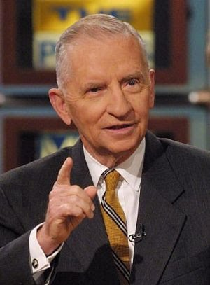 Ross Perot was a maverick candidate with billions of dollars and an ego that pushed him to spend whatever it took to be the 1992 spoiler.