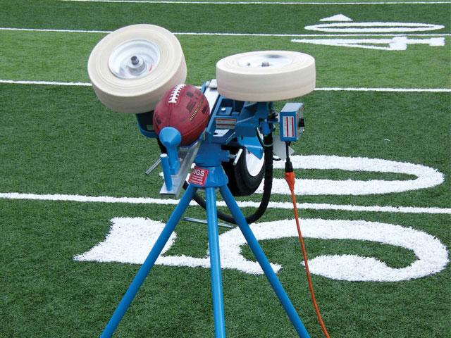 football thrower