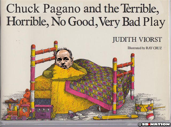 pagano bad play