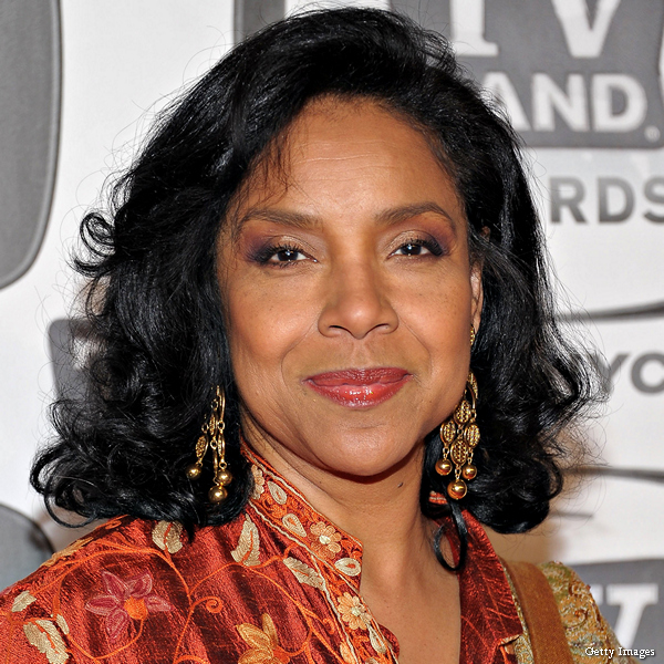 Phylicia Rashad played Bill Cosby's TV wife Claire Huxtable for 8 seasons on NBC.
