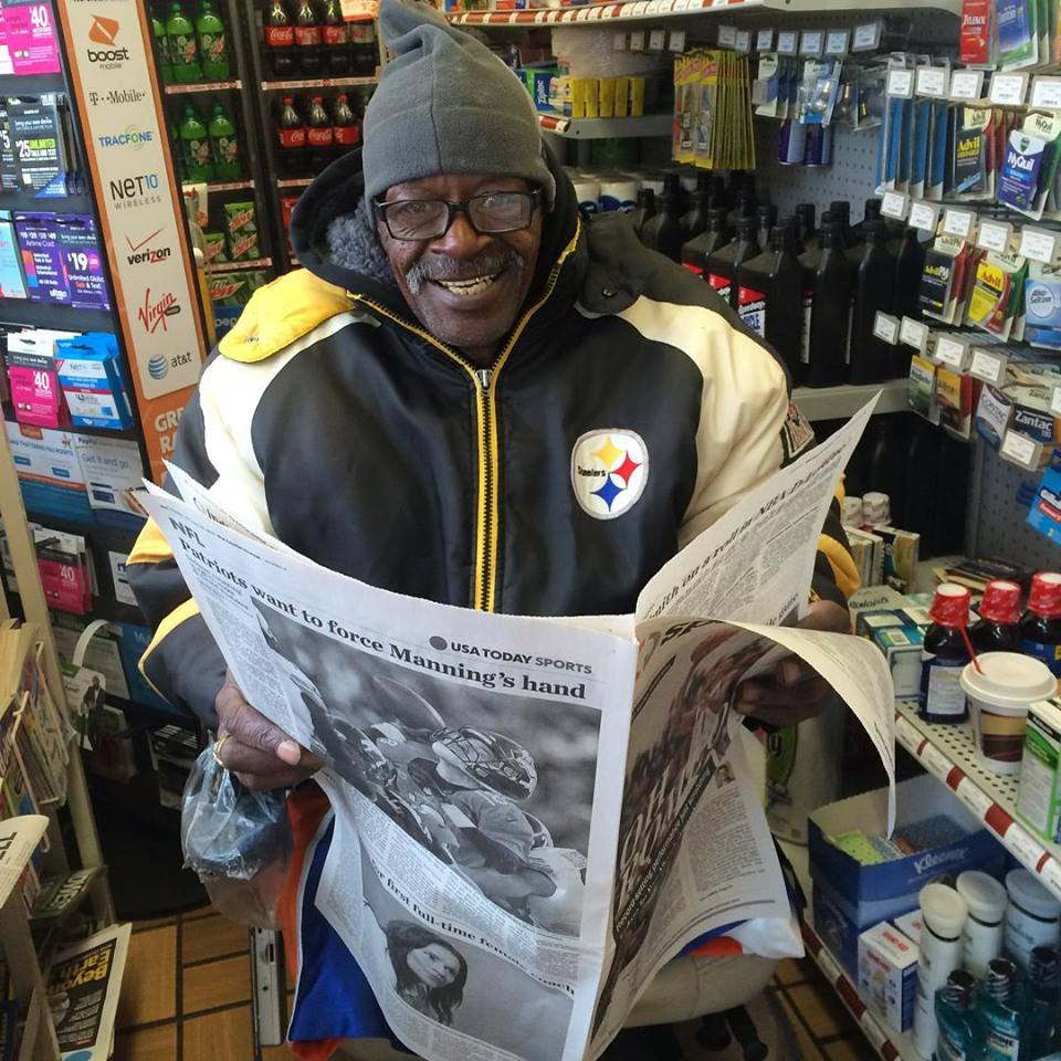 """Leave it to Don Sullivan to put the joy of living into proper context.  """"I check the obits every day to see if I'm in them."""""""