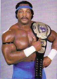retired WWE hall of fame inductee Ron Simmons