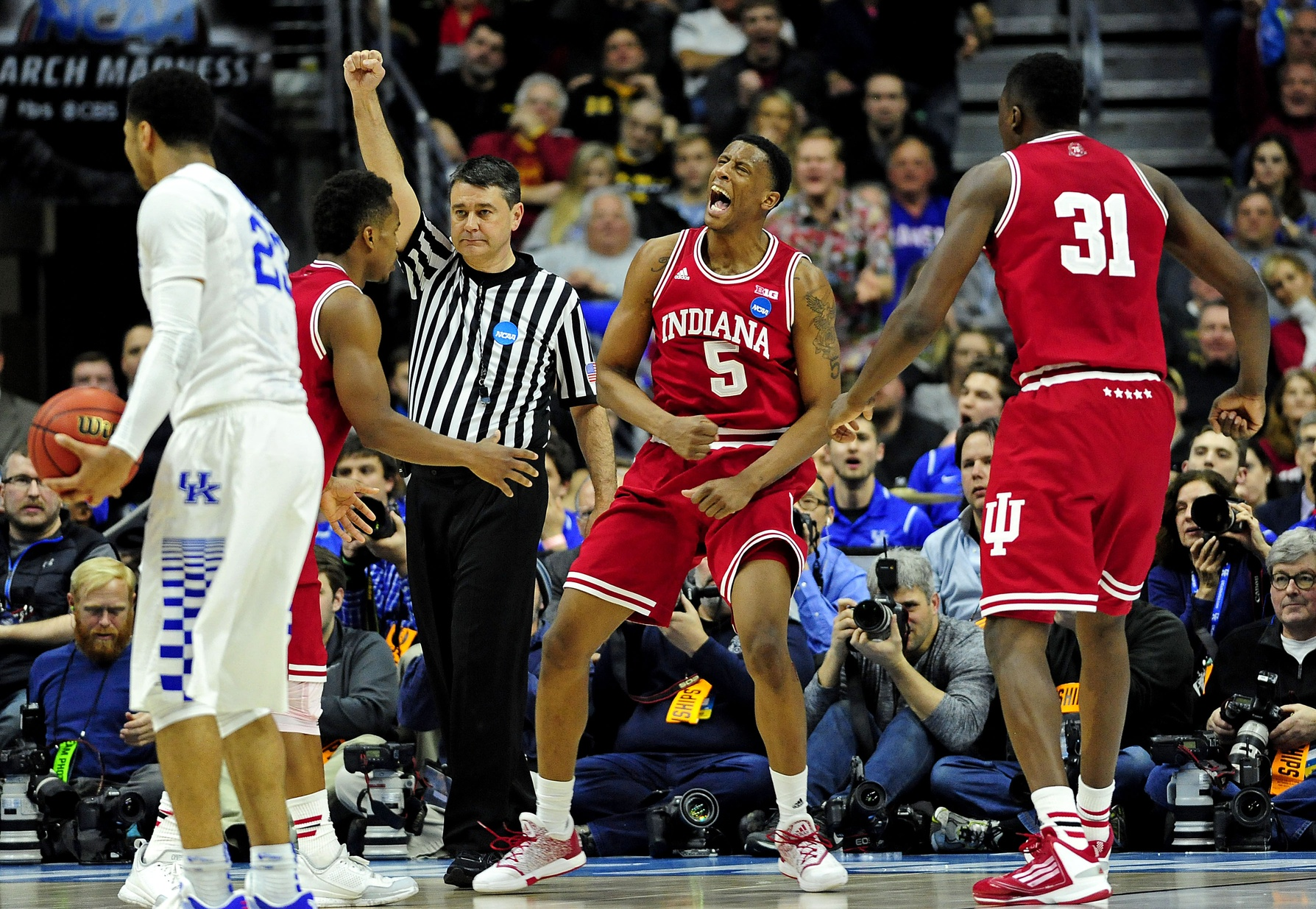 IU beats Kentucky