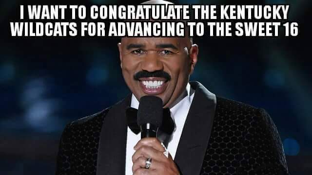 steve harvey UK advances