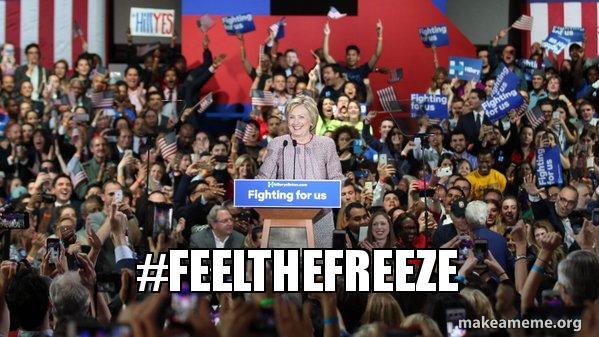 feelthefreeze