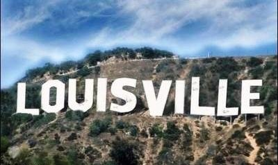 louisville hollywood sign