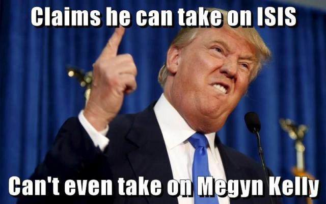 trump ISIS megyn