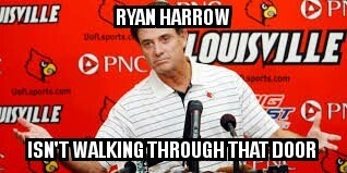 pitino harrow thru that door