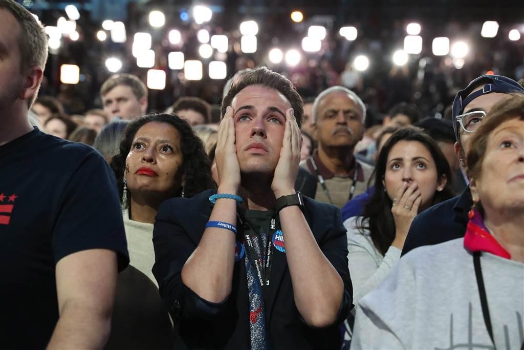 hillary fans in shock 2016