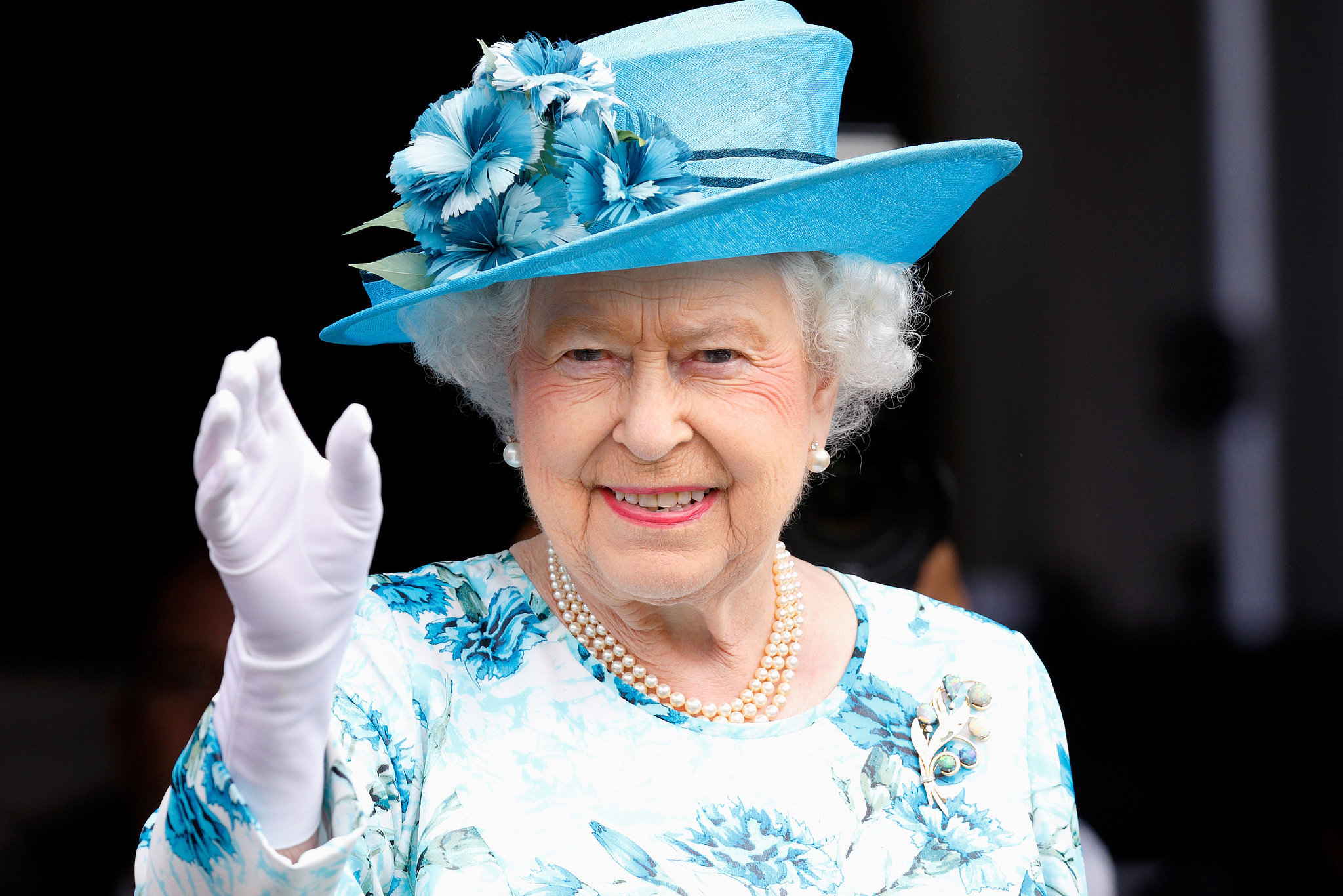 Not Queen Latifah