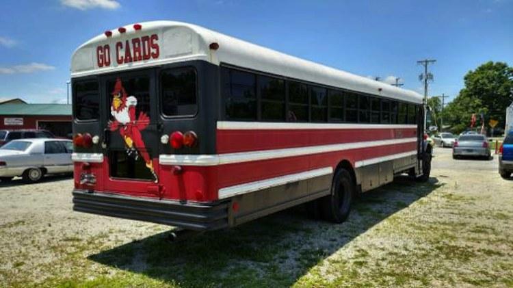 uofl school bus