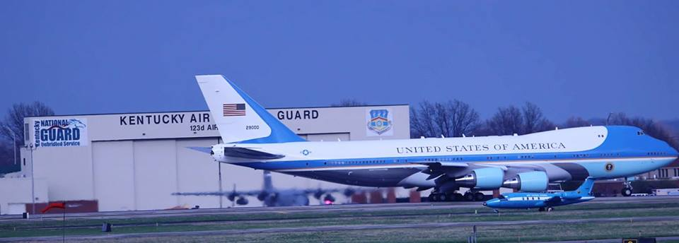 air force one ky air natl guard 2015