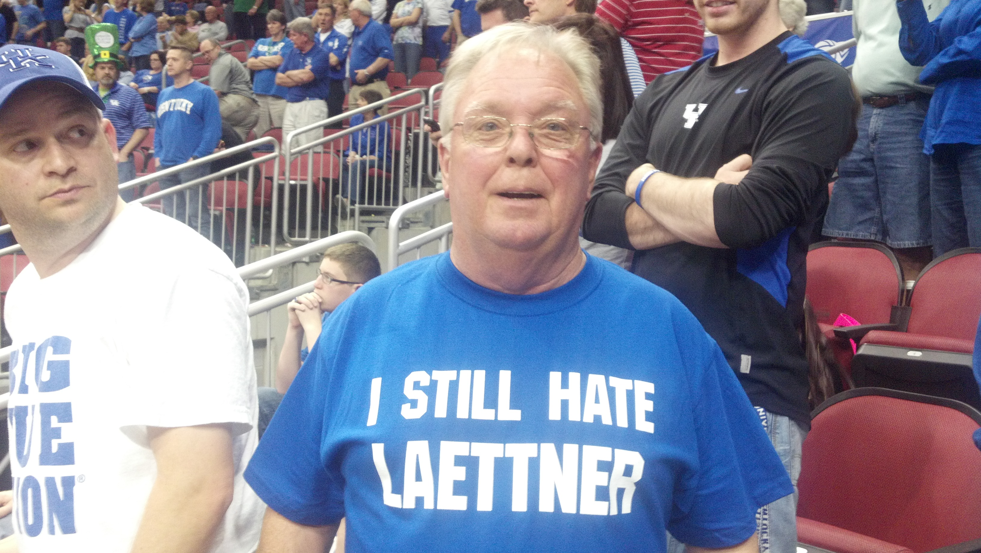 hate laettner