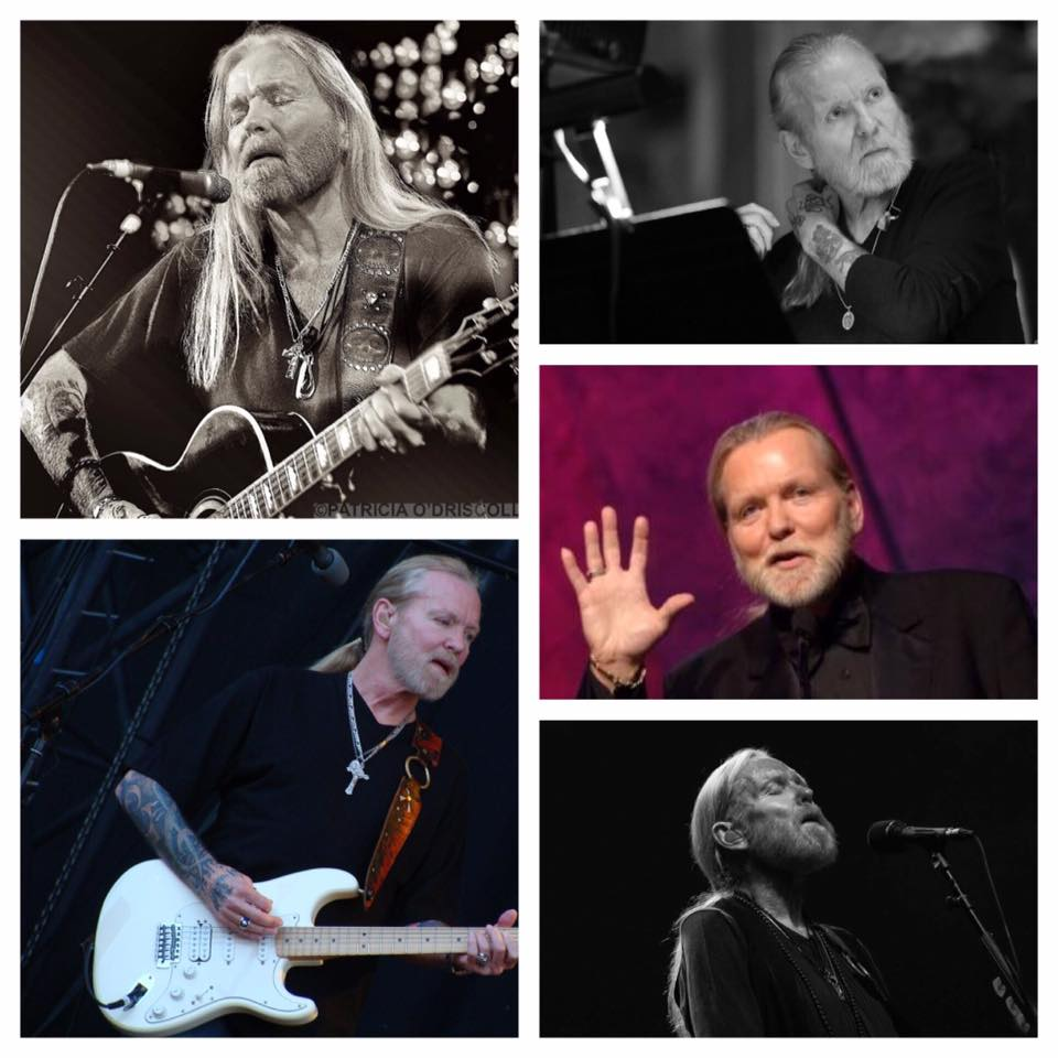 gregg allman collage