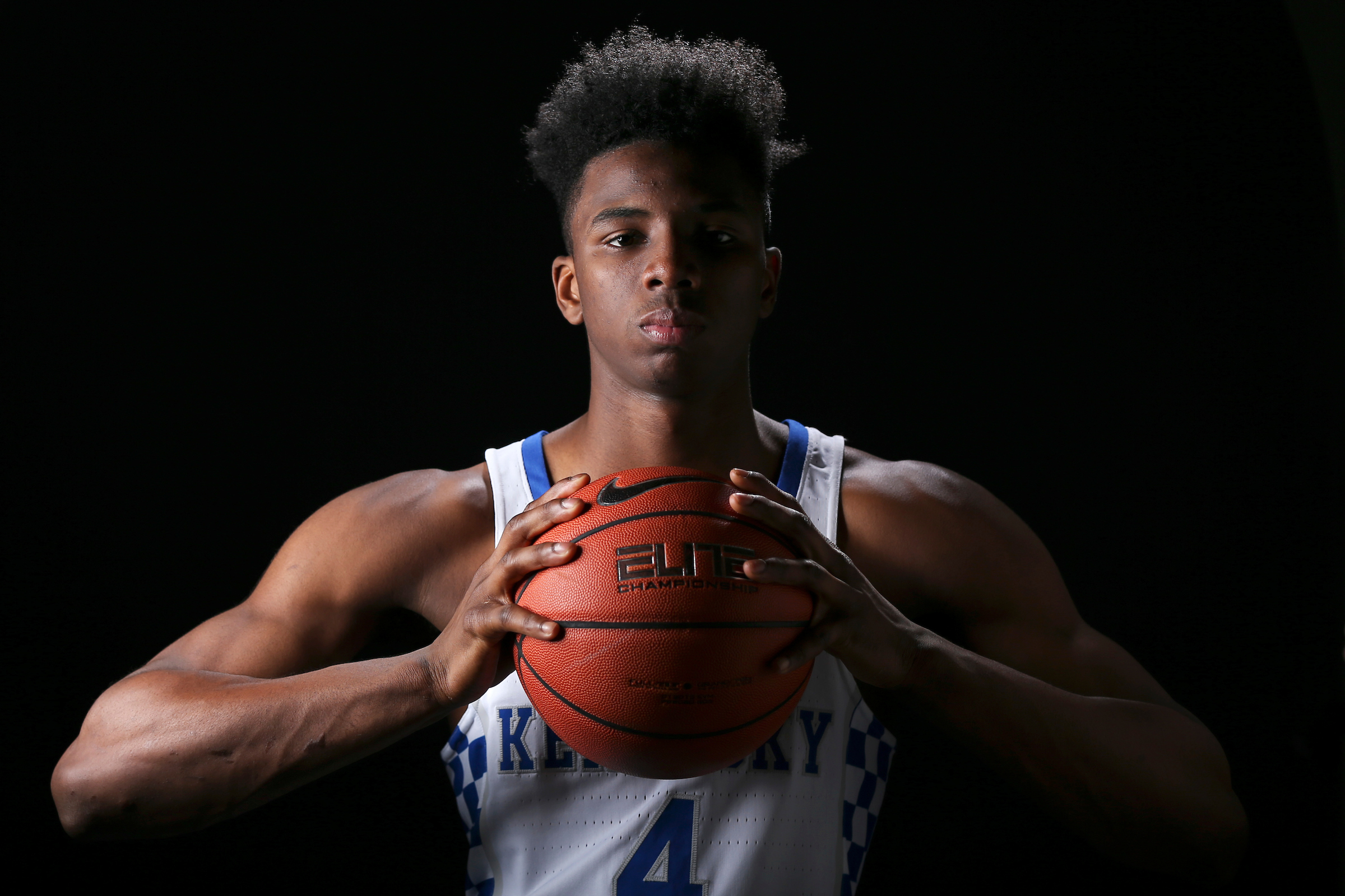 Hamidou Diallo, photo: UK athletics