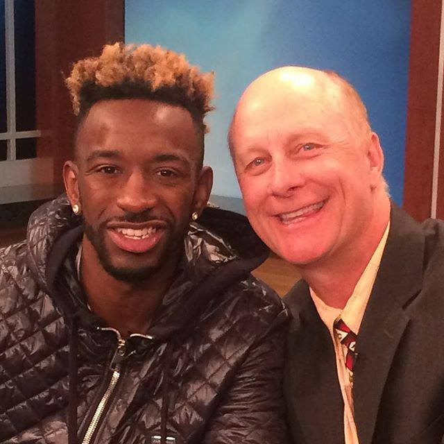 Russ Smith and Terry Meiners on Great Day Live, May 2, 2017