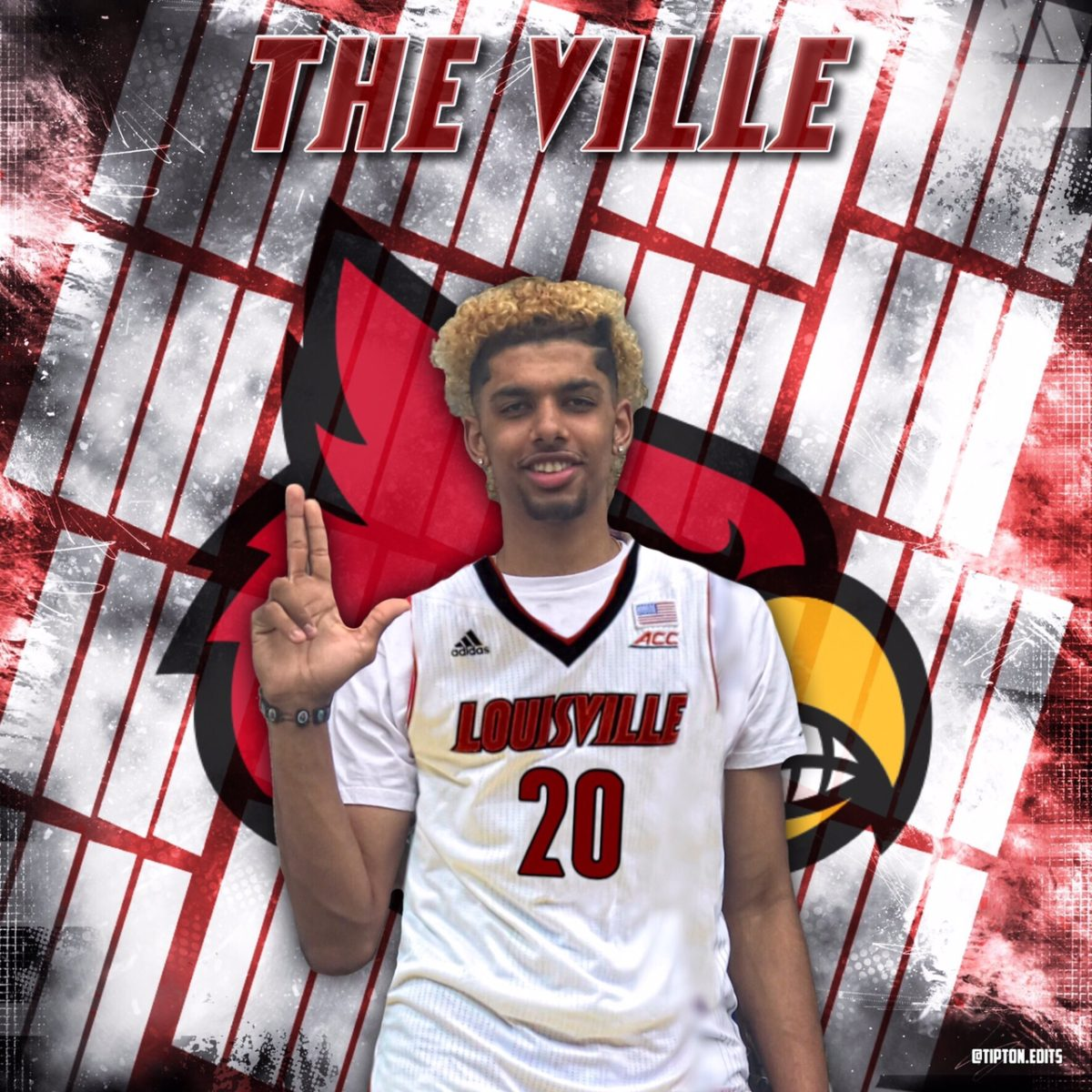 5-star forward Brian Bowen commits to UofL basketball, June 2017